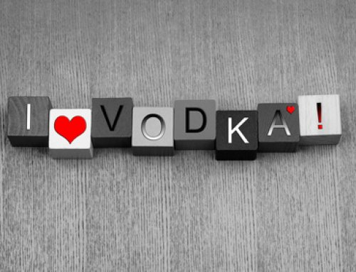 Who invented VODKA?