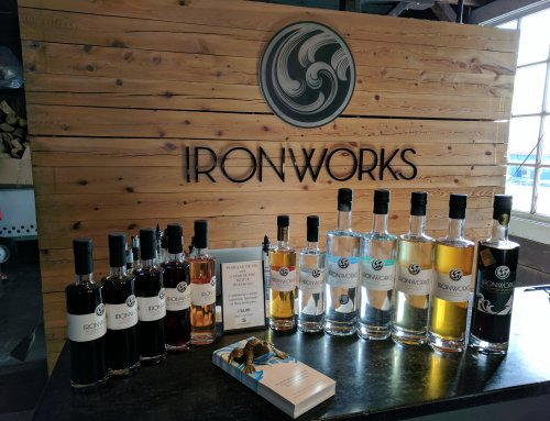 Ironworks Distillery… Full of HERITAGE and PASSSION