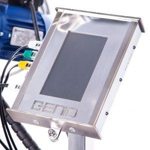 Genio touch screen computer module